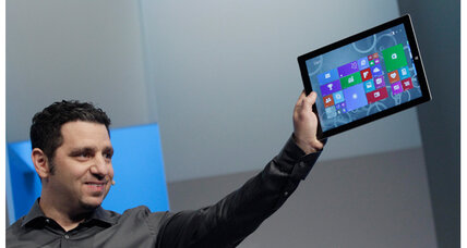 Microsoft boasts its Surface 3 can 'replace your laptop'
