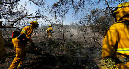 How prepared is California for potentially severe fire season? (+video)