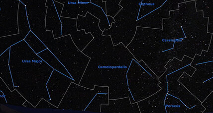 'Giraffe' meteor shower could light up skies Saturday morning