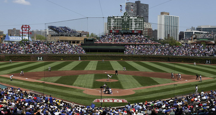 Wrigley Field outfield signs plan risks lawsuit