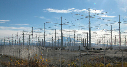 HAARP project winding down: Was it all a huge conspiracy?