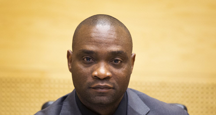 ICC sentences Congo warlord Germain Katanga to 12 years