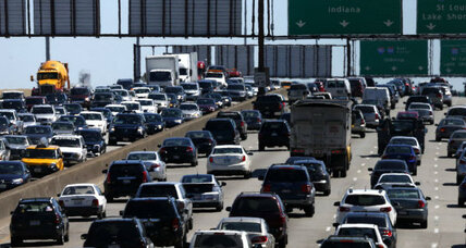 Outlook for Memorial Day travel: congested!