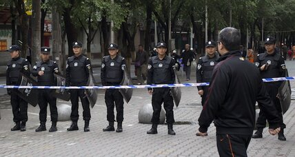 China vows to crackdown on 'dead-end terrorists.' Will it work? (+video)