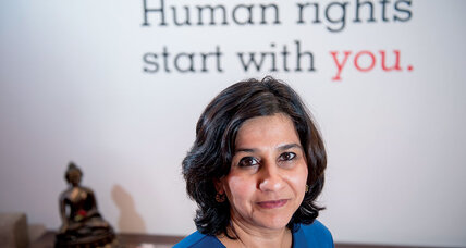 Mallika Dutt found help in her work to end violence against women. She recruited men.