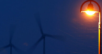 Sun, wind combine to give Germany some free electricity