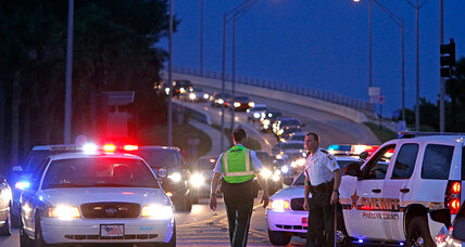 Clearwater Beach shooting: four arrested, two injured (+video)
