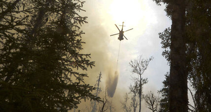 Alaska fire continues to grow, may have been caused by cigarettes