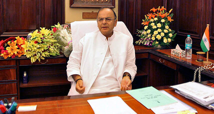 Arun Jaitley tasked with reviving India's economic growth