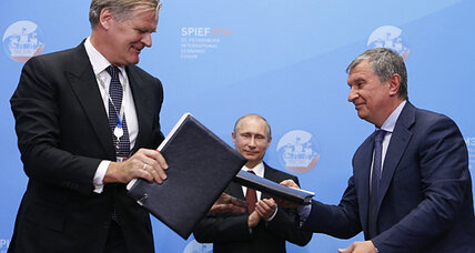 ExxonMobil, BP extend partnerships with Russia despite sanctions