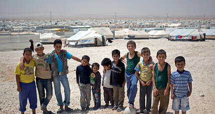 To host ever more refugees, Jordan wants extra cash - no strings attached