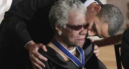 Remembering the colossal Maya Angelou: 'But still, like air, I'll rise' (+video)