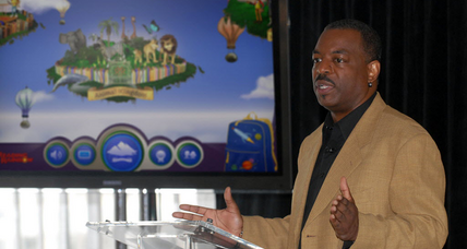 LeVar Burton brings 'Reading Rainbow' plea to Kickstarter