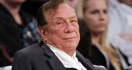 Donald Sterling's rationale for now saying he'll fight to keep the Clippers