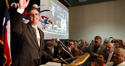 Texas GOP runoff: five take-aways from big tea party wins (+video)