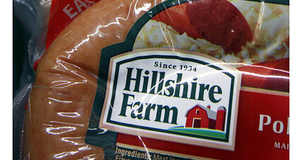 Hillshire Brands faces takeover bid from frozen chicken giant
