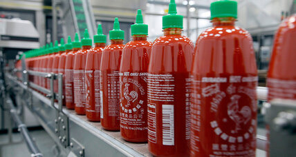 Sriracha hot sauce: why fight looked bad for California city (+video)