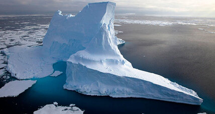 Antarctic Ice Sheet could contribute to rapid sea level rise, say scientists