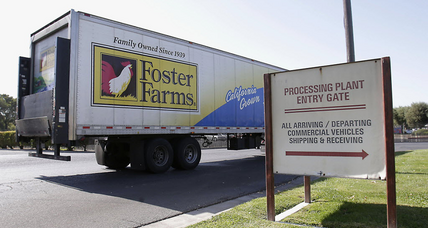 Tainted California chicken still being produced, more than a year later