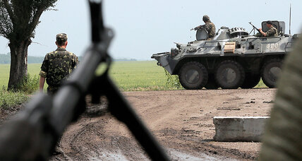 Despite Russian drawdown from border, fighting continues in eastern Ukraine (+video)