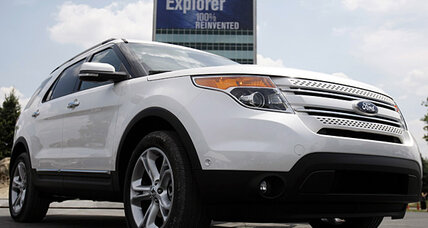 Ford recall includes 914,000 Escape, Explorer SUVs with power steering issue