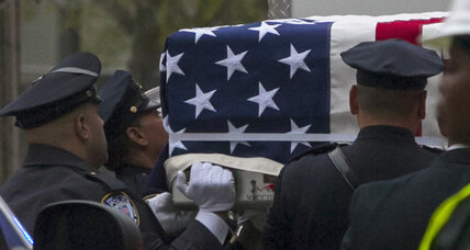 Ground Zero victims: Unidentified remains moved to 9/11 memorial