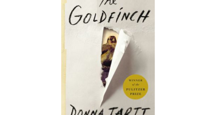 Reader recommendation: The Goldfinch