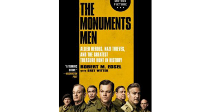 Reader recommendation: The Monuments Men