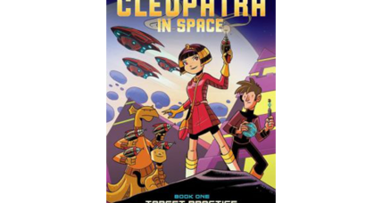Cleopatra in Space, Book 1: Target Practice