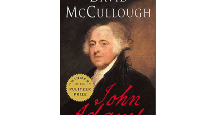 Reader recommendation: John Adams