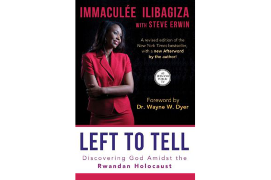 left to tell Left to tell : discovering god amidst the rwandan holocaust - immaculee ilibagiza, steve erwin - hardcover - non-fiction - english - 9781401908966 : presents the true story of a woman who endures the murder of her family as a result of genocide in rw.