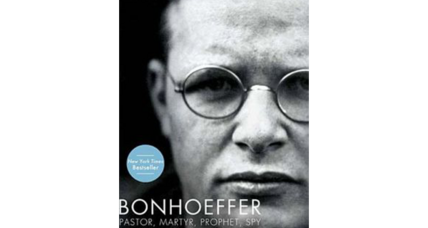 Reader recommendation: Bonhoeffer