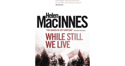 Reader recommendation: While Still We Live