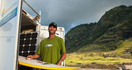 Hawaii confronts 'green' energy's bugaboo: batteries