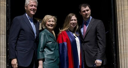 Hillary Clinton: How will her roles as mother and grandmother play in 2016? (+video)