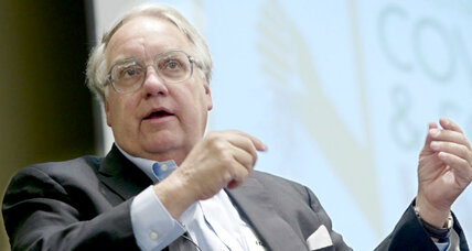Howard Buffett: a billionaire's son battles to end hunger