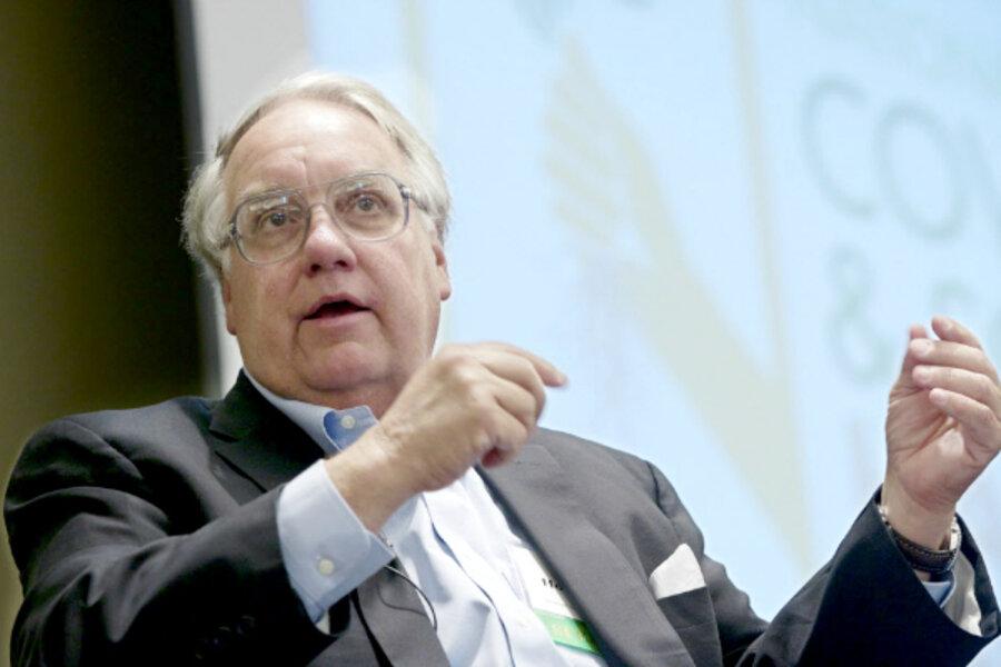 Howard Buffett: a billionaire's son battles to end hunger