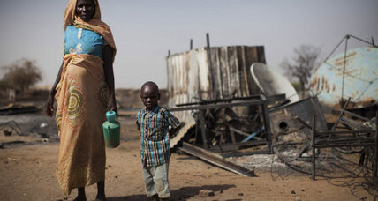 The potential of local conflict resolution in Darfur