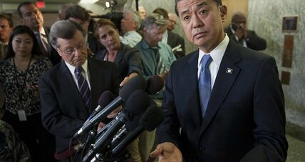 Eric Shinseki: Obama sticks with embattled Veterans Affairs chief … for now (+video)