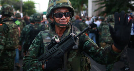 Thailand coup: Army detains influential critics