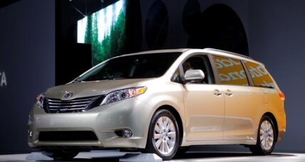 Toyota recall includes 511,000 Siennas, Highlanders, and Lexuses