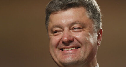 Ukraine: Exit polls show billionaire candy maker as election winner