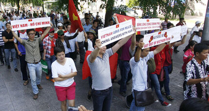 Popular anger towards China a test for Vietnam