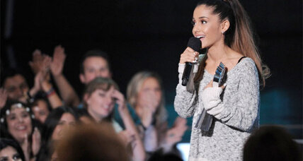 Ariana Grande's single tops Billboard digital chart