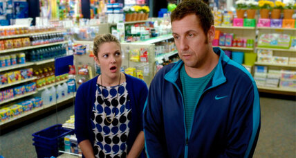 'Blended' is sluggish and predictable