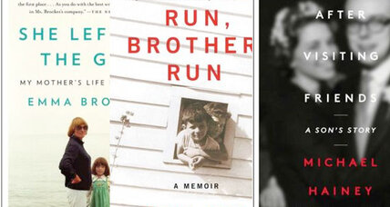 Trio of authors recall how they investigated dark family secrets