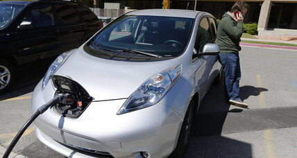 Electric cars tax credit should rise to $10,000, says Congressman