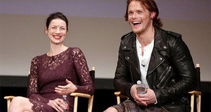 'Outlander' trailer shows more of the TV adaptation of the bestselling novels