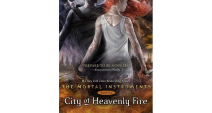 Cassandra Clare concludes her 'Mortal Instruments' series with 'City of Heavenly Fire'