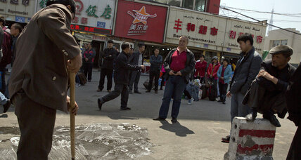 China explosion caused by religious extremists, authorities say